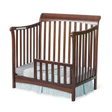 Crib Converts To Bed Ashton Mini 4 In1 Convertible Crib Child Craft