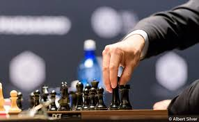 new york 2016 game two brings in huge lines of fans chessbase