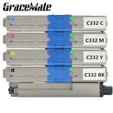 Toner Oki for impressora oki mc332 mc342 toner cartridge mc332dn mc342dn