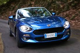fiat spider white new fiat 124 spider uk prices and specs auto express