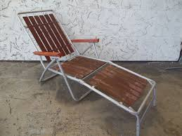 Rent Lawn Chairs Vintage Wood Aluminum Lawn Chairs Miami Prop Rental