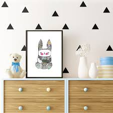 Bunny Rabbit Home Decor Online Get Cheap Bunny Rabbit Art Aliexpress Com Alibaba Group