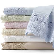 600tc easy care lace sheet set jcpenney