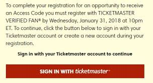 ticketmaster verified fan harry potter cursed child nyc on twitter registration for the cursedchildnyc