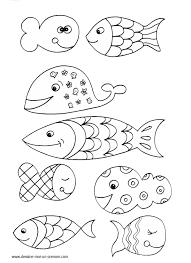 coloriage poisson avril 2 poisson d u0027avril pinterest fish