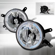 2009 ford mustang accessories ford mustang 2005 2009 clear halo fog lights ford mustang