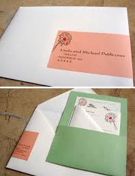 wedding invitations return address wedding labels all in one guest return address labels