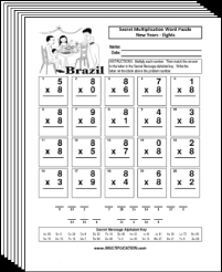 free multiplication worksheets multiplication com
