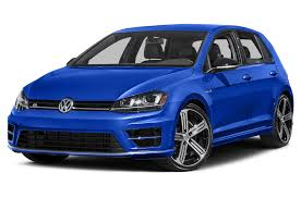 2016 volkswagen golf r new car test drive