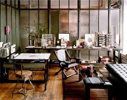 bureau d ude froid industriel bureau style loft atelier industriel avec baie vitrée http