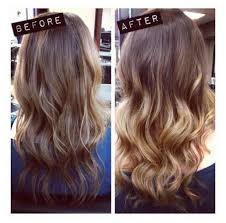 cut and inch off hair subtle ombre but cut 3 inches off hair pinterest subtle