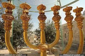 jerusalem menorah the golden menorah in jerusalem the jerusalem to do guide aaj