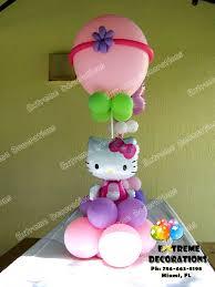 balloons for table decorations party favors ideas