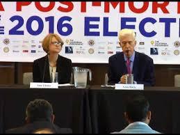 Gray Davis A Post Mortem Of The 2016 Election Keynote Gray Davis Youtube