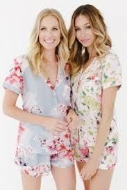 bridesmaid pajama sets pin by nazia ali on pajamas pyjamas pjs and pj