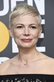curly blonde hair actor back in the 50s looks like actor on the mentalist 50 best pixie cuts iconic celebrity pixie hairstyles