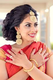 indian bridal hairstyle simple best traditional wedding hairstyles to try on wedding day