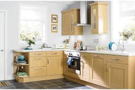 it oak style shaker kitchen ranges kitchen rooms diy at