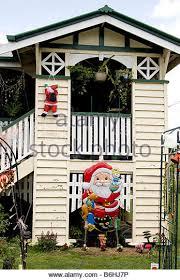 Australian House And Garden Christmas Decorations - australian christmas decorations stock photos u0026 australian