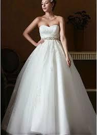 robe de mari e magnifique robe magnifique tulle décolleté naturel boule waistline robe de