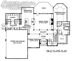 Floor Plan Of A Mansion by Gothic Edg Plan Collection