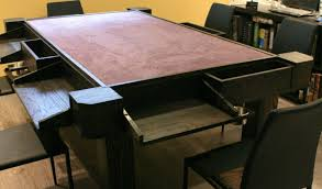 geek chic gaming table gaming coffee table luxury my custom game table inspired by geekchic