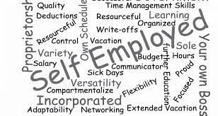 effective ways to write a self employment resume