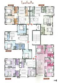 two apartment floor plans vindhya projects builders vindhya tirupati niwas floor plan
