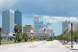 Jacksonville Florida Map With Zip Codes Google Map Of Jacksonville Florida Usa Nations Online Project