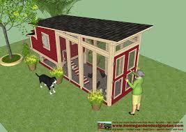 backyard chicken coop designs free chicken coop design ideas
