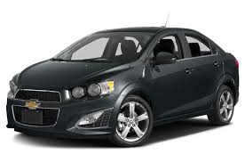 2016 chevrolet sonic rs manual 4dr sedan specs and prices