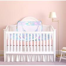 Folding Cushion Bed Portable Baby Bed Crib Folding Mosquito Net Cushion Mattress