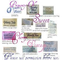 Vanity Fair Nightwear Sweet Vintage Lingerie Blog Vanity Fair Lingerie
