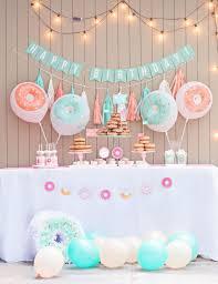 birthday ideas doughnuts doughnuts gnomes and birthdays