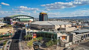 Phoenix Convention Center Map by Hotels Near Talking Stick Resort Arena Kimpton Palomar