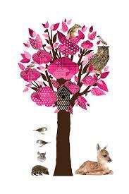 tree wall decals u0026 wall stickers for kids kek amsterdam