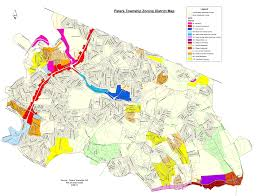 Zoning Map New Zoning Ordinance U0026 Map Peters Township