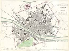Map Of Florence Italy File 1835 S D U K City Map Or Plan Of Florence Or Firenze Italy