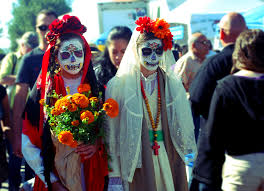 day of the dead how to celebrate without being offensive