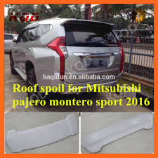 mitsubishi pajero sport 2016 new mitsubishi pajero montero sport 2016 accessories car rear body