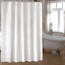 84 Inch Fabric Shower Curtain Ufaitheart Fabric Shower Curtain 72 X 84