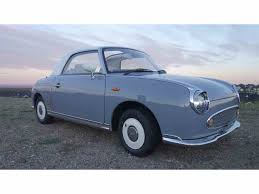 nissan figaro 1991 nissan figaro for sale classiccars com cc 1021145