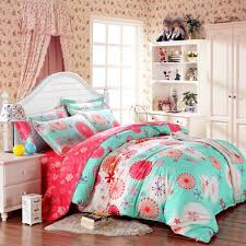 Daybed Comforter Set Interior Design Colorful Teenage Girl Bedding Colorful Teenage