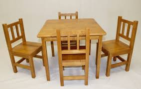 Folding Dining Table And Chair Set Folding Wooden Tables And Chairs Vintage 68quot Wood Folding