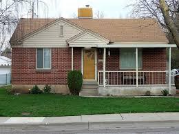modern brick house add front porch to brick house home design ideas loversiq modern