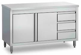 meuble de rangement cuisine meuble de cuisine avec plan enchanteur plan de travail avec