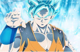 dragon ball super goku prefer super saiyan blue form