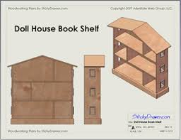 Free Woodworking Plans Simple Bookcase by Dollhouse Plans Free Woodworking Plans Diy Free Download Popular