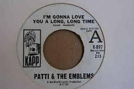 i m gunna a time patti the emblems i m gonna you a time vinyl