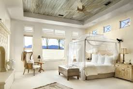 bedroom cream bedroom features metal frame canopy bed with
